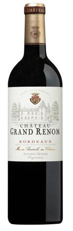 Chateau Grand Renom Bordeaux